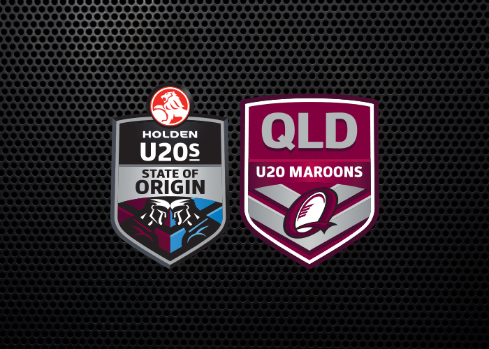 QLD U20s team web