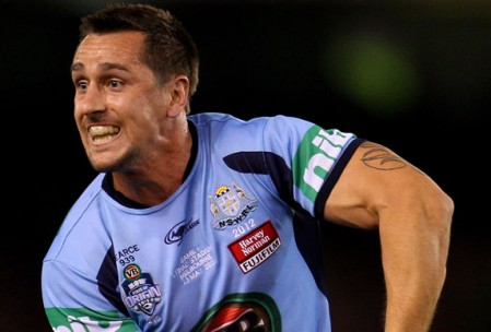 Will Mitchell Pearce finally deliver on the big stage in 2015? Source: www.triplem.com.au